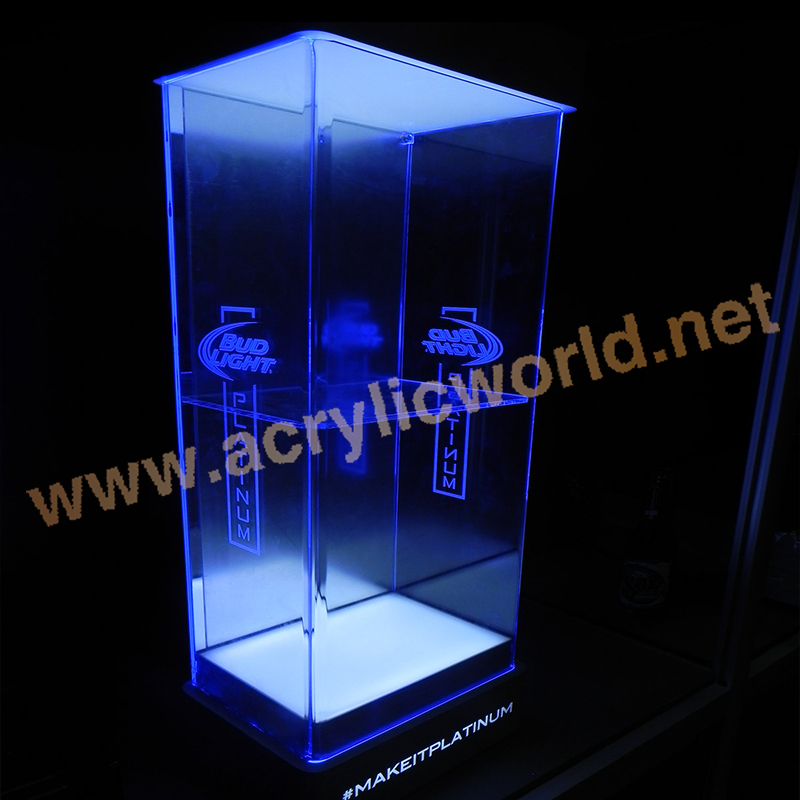 acrylic wine display/acrylic box/wine display holder