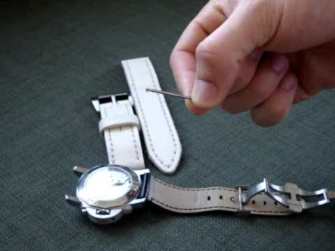 How to Change Your OEM Panerai Watch Strap to Aftermarket Watch Strap