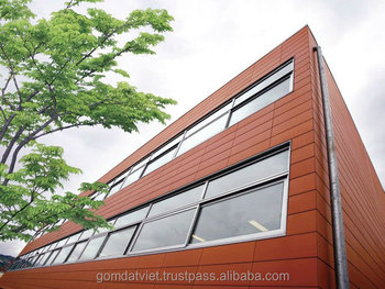 Thermostatic Terracotta Exterior Wall Panel