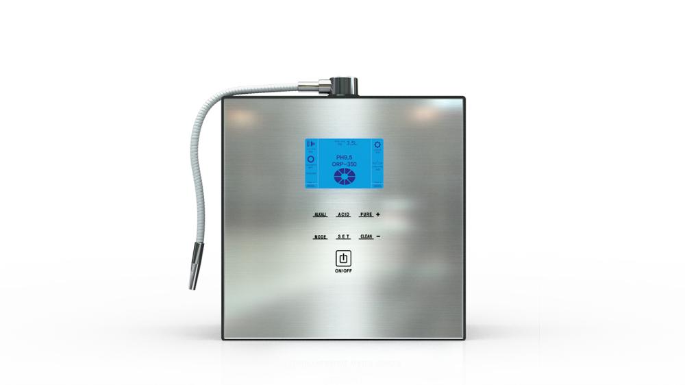 Alkaline Water Ionizer Korea 9P 2 filter