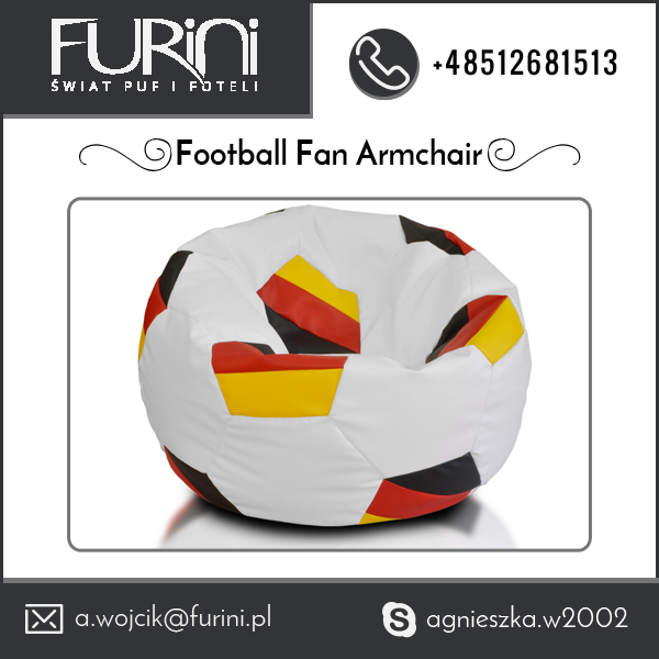 Football Shape Bean Bag Chair, Football Shape Bean Bag Chair Suppliers And  Manufacturers At Alibaba.com