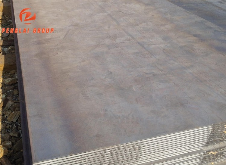 Mild Steel Plate Astm A36 St37modified Steel Plate Q235 Hot Rolled ...