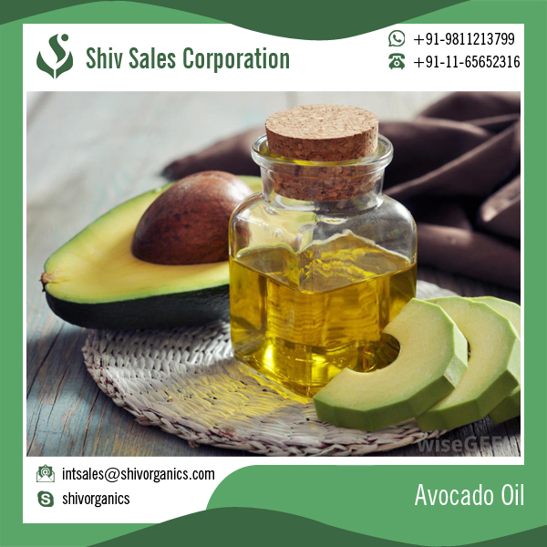 Best Quality Highly Nutritious Organic Avocado Oil used in Skin Lighteni for Bulk Buyers