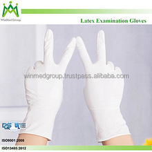 Non Sterile Latex Examination Gloves Malaysia,High Quality Latex Exam Gloves,Disposable Cheap Gloves Latex