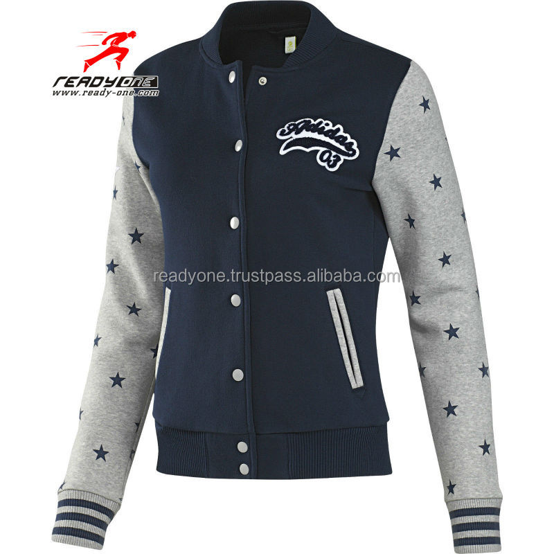Custom Made Varsity Jackets High School Customized Jacket