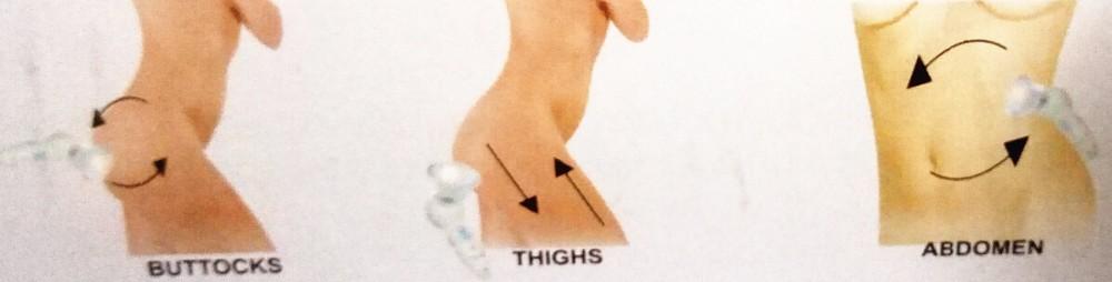 professioneel massage borst