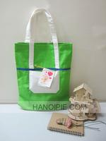 factory cotton shopping bags for UK market/ Canvas Cotton Bag