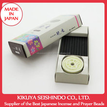 Oriental SAIKA Series, Seijudo, Japanese Incense, 10 sticks with holder