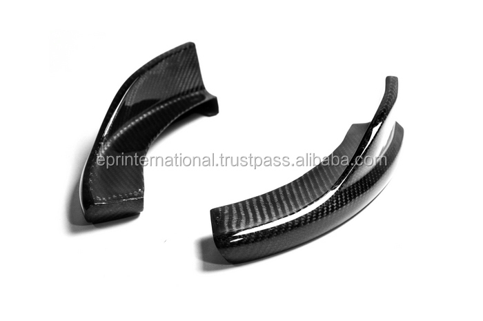For Hyundai Veloster Sequence Carbon Fiber Rear Spat (Small)