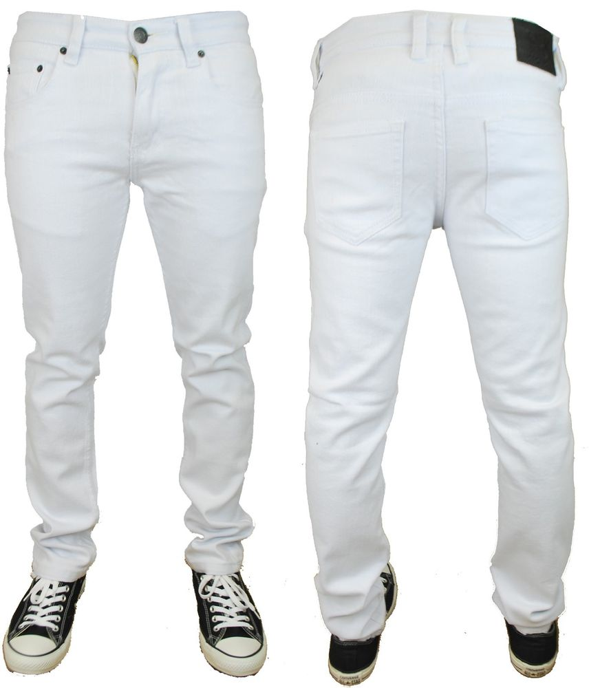 White Jeans Pants | Pant So