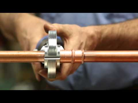 Parker ZoomLock for Braze-free copper tube connecting