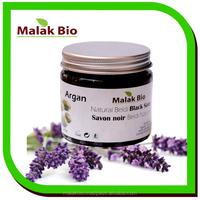Lavender black soap