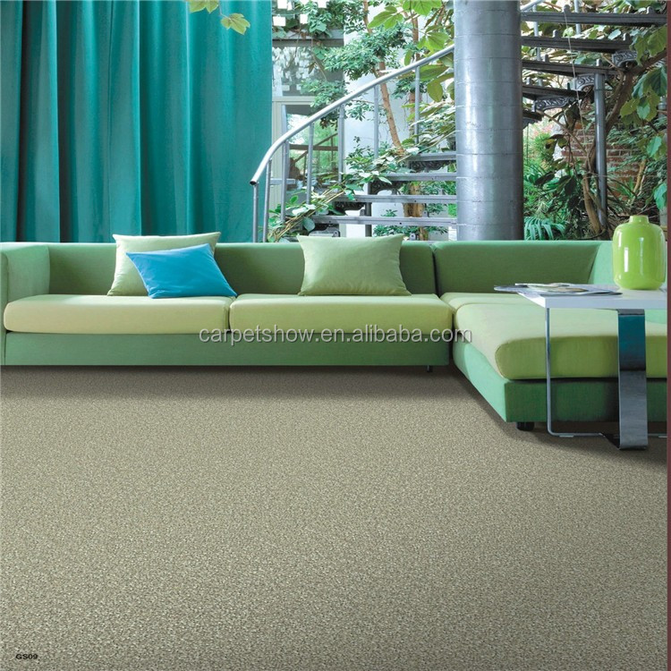 Cut pile cheap price broadloom wall to wall carpet buy for Wall to wall carpet cost