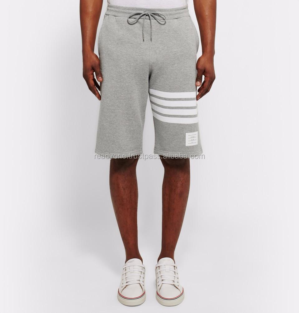 Nueva llegada moda de Hombre Ropa interior de rayas de marca hombres  boxeadores pantalones cortos de 4b342f9ac982