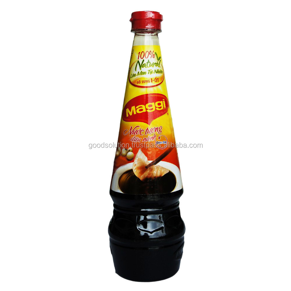 Soy Sauce/maggi Strong Soy Sauce 300ml - Buy Bulk Soy Sauce,Continental  Sauces,Soy Sauce Product on Alibaba com