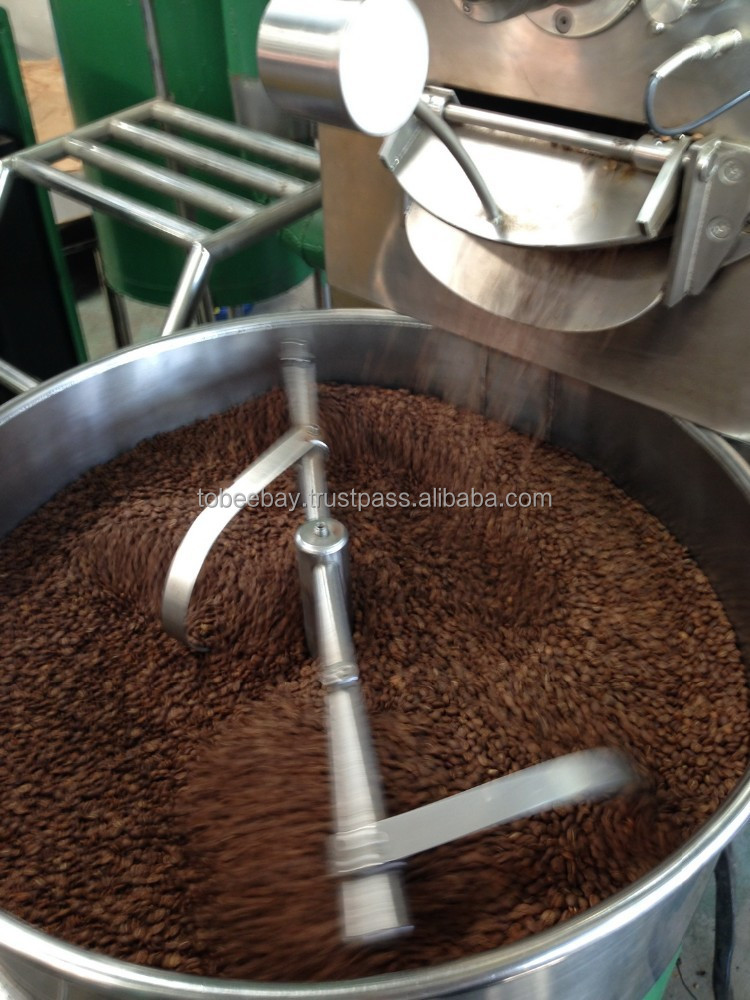 Premium Northern Thailand Hilltribe Arabica Roasted Coffee Beans ...