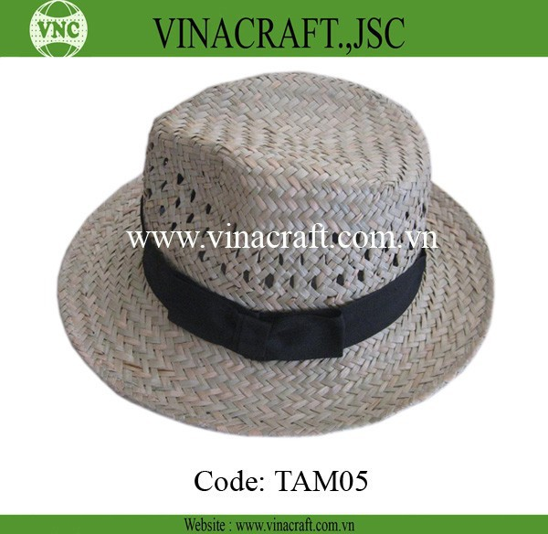 Fashion Natural Straw Hat cheap hot selling
