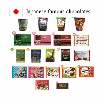 Famous and Hot-selling choco sticks for wholesaler , other Japanese foods also available