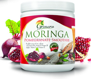 Non Alcoholic beverages-MORINGA SMOOTHIE POWDER