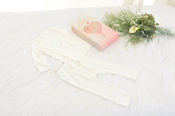 5d43946f8 Natural Baby Clothes Set(2piece) Made By Korean-paper Yarn - Buy ...