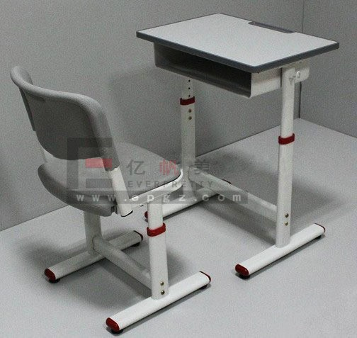 Height Adjule Desk With Chairs School Furniture Dubai Prices