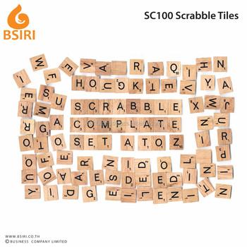 Printable Scrabble Letter Tiles Game Board Buy How Many Each