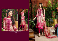 Straight Cut Salwar Kameez