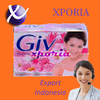 GIV Soap Bar PINK ROMANTIC 80gr | Indonesia Origin | Cheap popular beauty soap with long lasting fragrance
