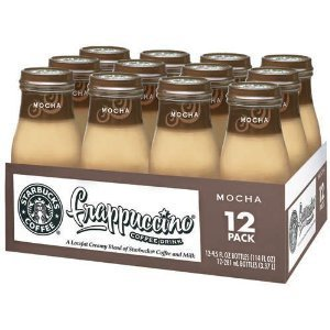 Starbucks 9.5 oz. Bottled Frappuccino 12Ct. - All flavors ...