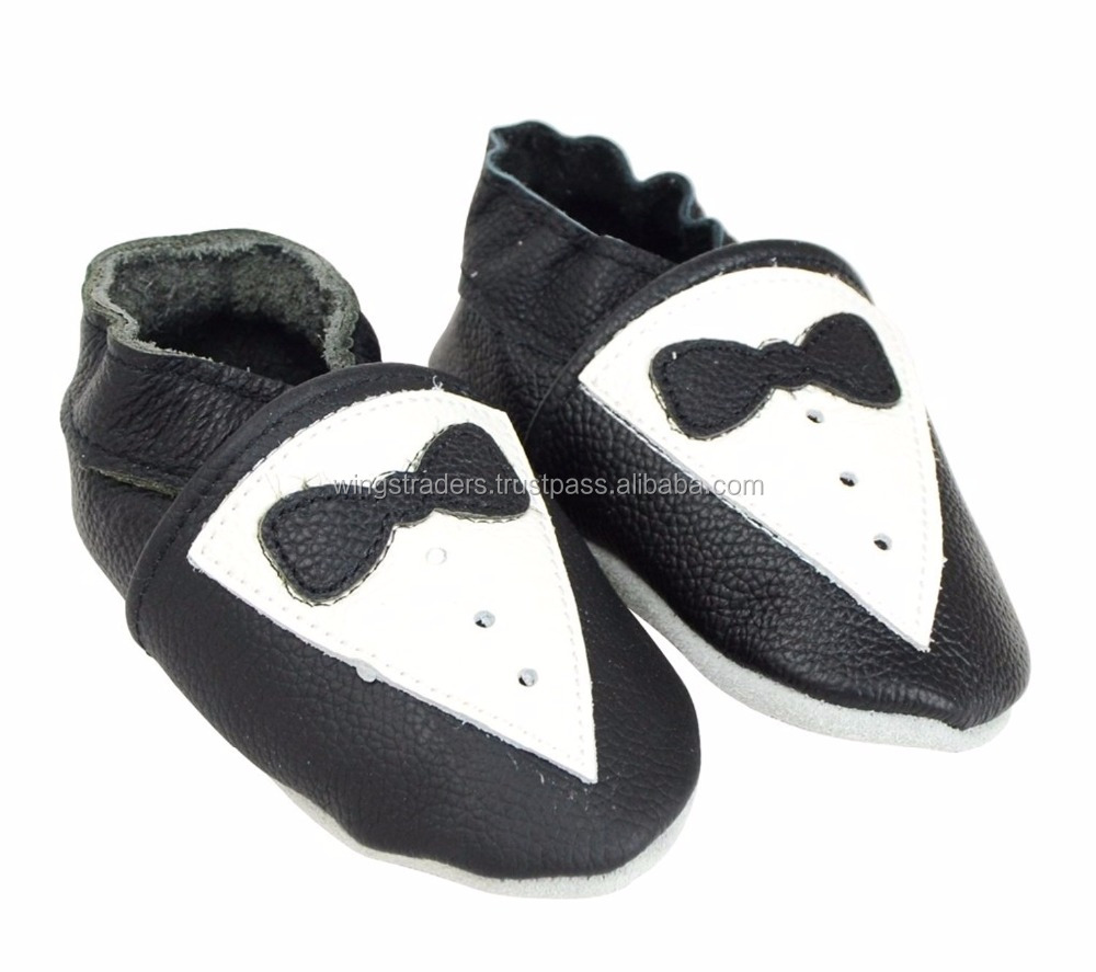 Kids Child Unisex Baby Pre Walker Leather shoes high quality