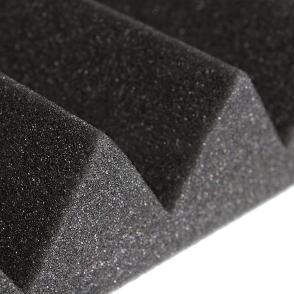 sound absorbing acoustic foam roll sound proof foam. Black Bedroom Furniture Sets. Home Design Ideas