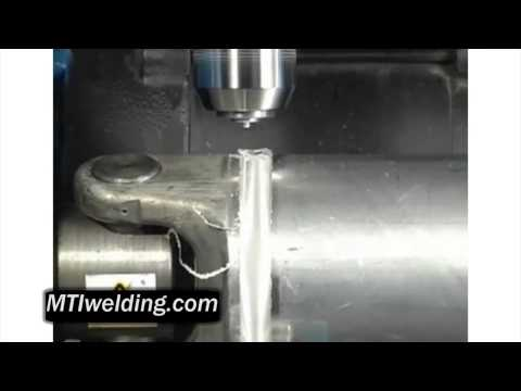 Friction Stir Welding of Aluminum Drive Shaft