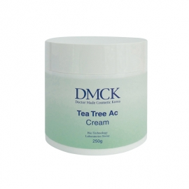 DMCK Tea Tree Ac Cream - bio technology spa anti acne cream with tea tree