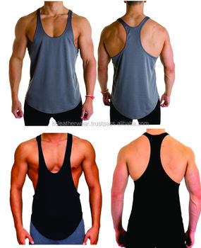 f034d56b3724f Parte superior do tanque ginásio singlet stringer vest plain best selling  personalizado de fitness ginásio colete