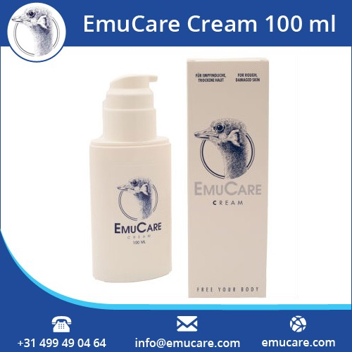Leading Manufacturer of Australian Emu Cream for Skin Treatment