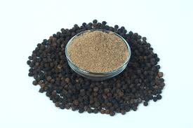 High Purity Black Pepper Powder