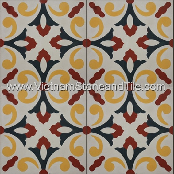 From Vietnam The Best Quality Encaustic Handmade Cement Tiles