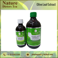 100% Natural Olive Leaf Extract to Increase Energy Levels