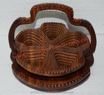 Wooden Spring Basket Buy Collapsible Wood Basketswood Folding Basketwood Hand Carved Fruit Basket Product On Alibabacom