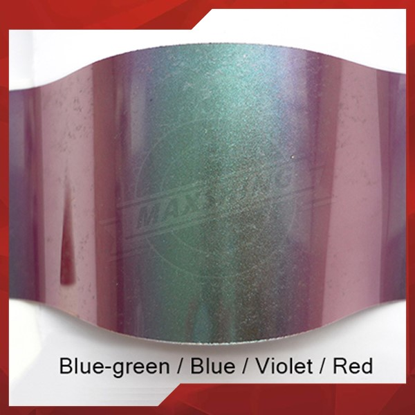 High Quality chameleon Paint Pigment Powder Color Changing