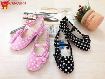 Dots Doll Shoes For Girls Children,New