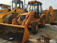 4x4 used backhoe loader jcb 3cx, second hand backhoe loader excavator jcb 3cx hot sale