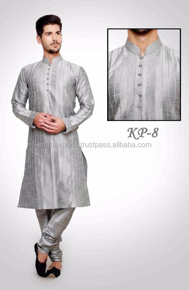 Designer Kurta Pyjama Buy Bulk Wholesale Clothing Indian Clothing