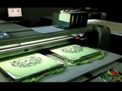 direct t shirt printing video, t-shirt printing machine, t-shirt printer