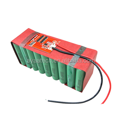 18650 11.1V 23.4Ah Li-ion battery pack