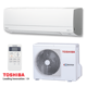 Inverter Air conditioner Toshiba AvAnt RAS-137SKV-E5 / 137SAV-E5 with A+/A energy class of cooling/ heating