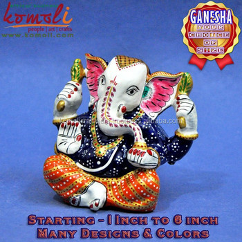 Iconic Hindu God Ganesh Statue