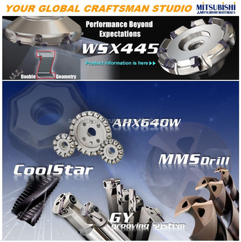 3 axis CNC milling machine with Mitsubishi cutting tools also can produce various metal parts