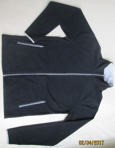 100% polyester Wholesale products high quality polar fleece winter jacket