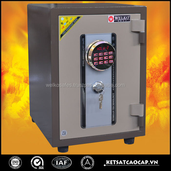 High Quality Fireproof jewelry safes for home hot selling in- 80D E